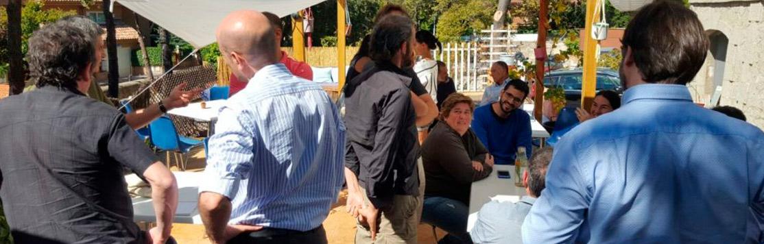 Co-Cooking en La Solana, un momento diferente