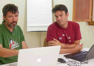 La_Solana_coworkers_Carlos_Raul