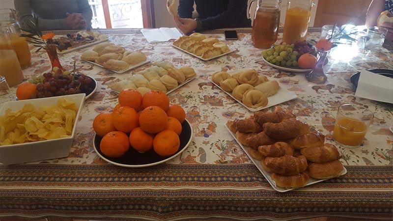 Desayunos la Solana