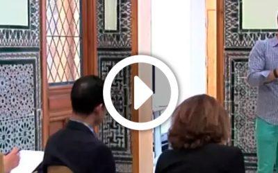 Conferencia de Juan Merodio sobre Social Media y tiendas Online