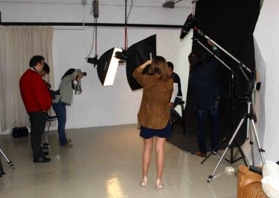 Estudio fotográfico en La Solana