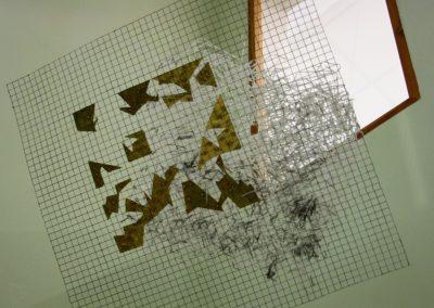 Escultura de Leandro Alonso