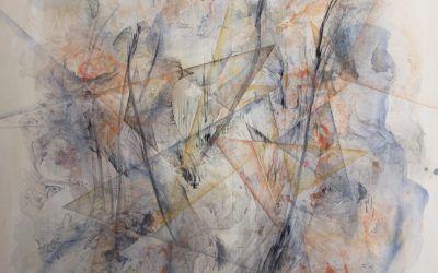 Intangible, exposición de Odilia Suanzes