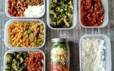 Ideas para no cocinar (mucho) y comer bien